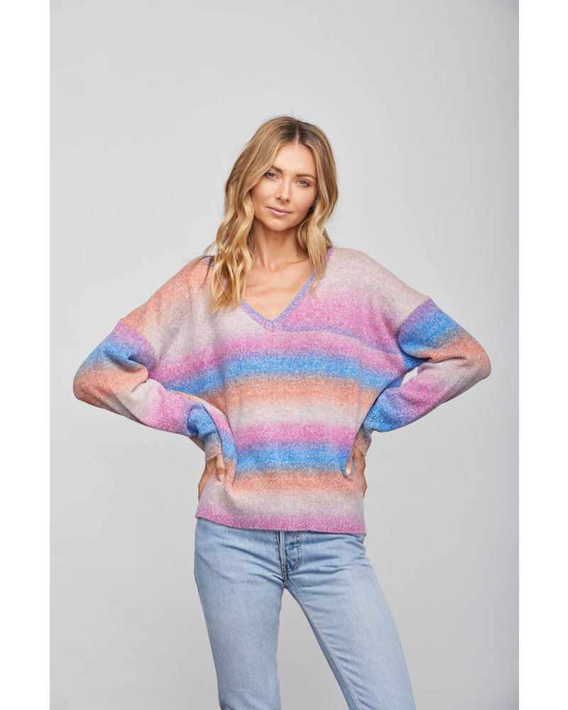 Sundays Andre Sweater Washed Ombre H20
