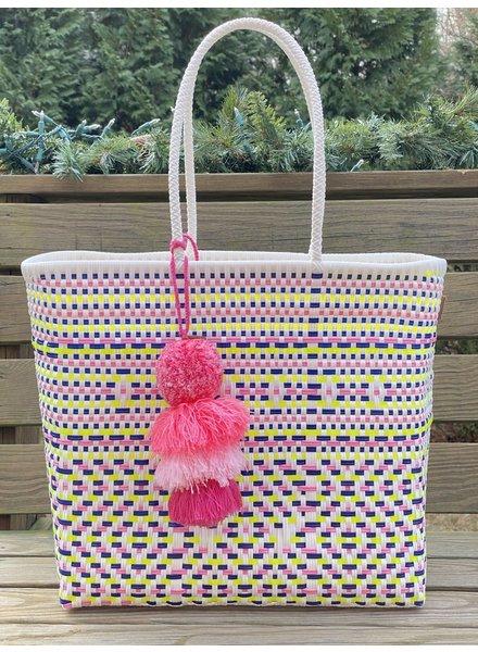 Squeeze de Citron Pink Citron Classic Tennis Bag