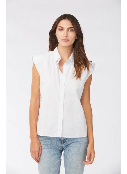 Sundays Bella Shirt Harbor Grey Stripe S21