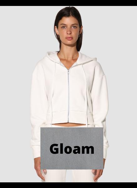 Canape Wide Zip Hoodie Gloam S21