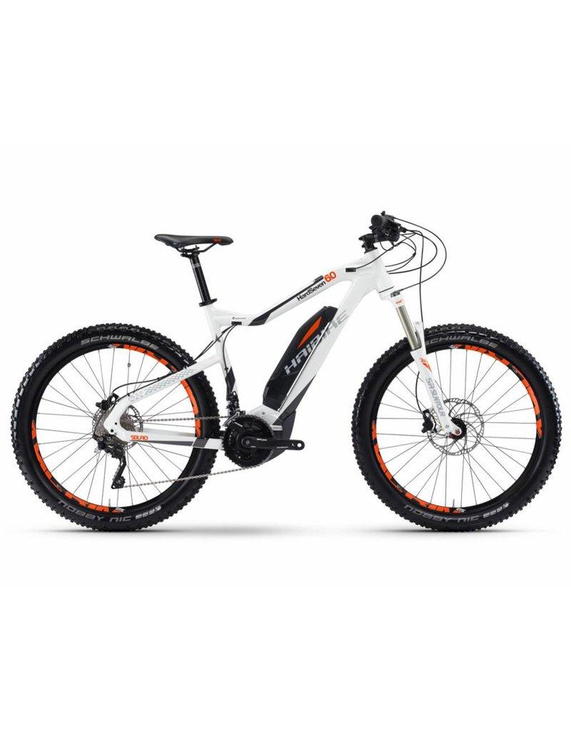 HaiBike 2017 Haibike SDuro HardSeven 6.0 27.5 Electric HT MTB Bike White 55cm/XL *ON SALE*