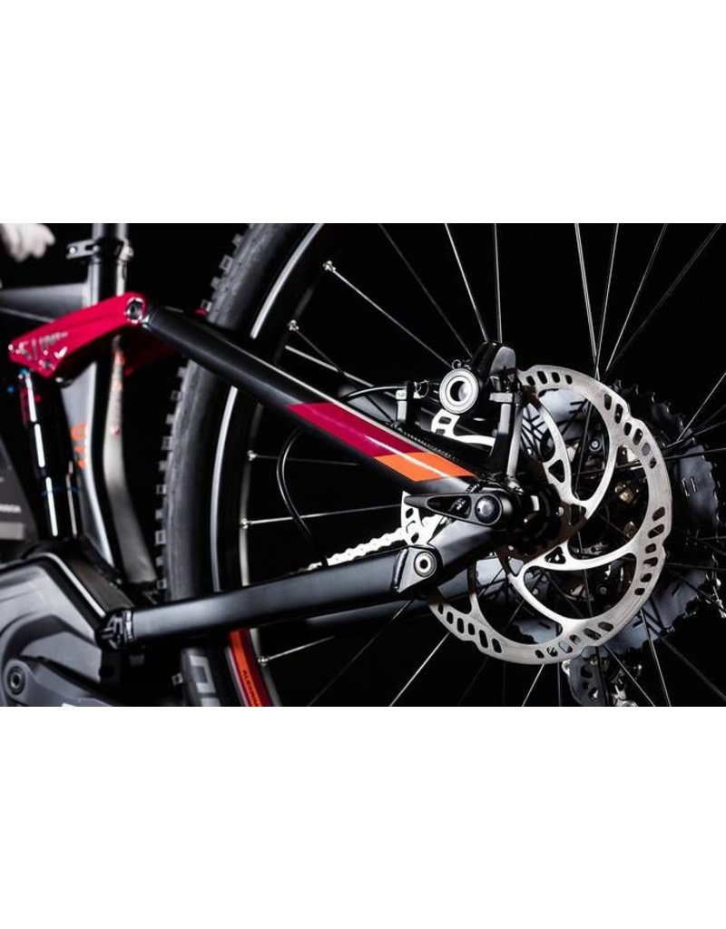 Cube 2018 Cube Sting Hybrid 140 Race 500 27.5 Women's Electric MTB Bike
