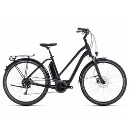 Cube 2018 Cube Town Sport Hybrid 500, Trapeze