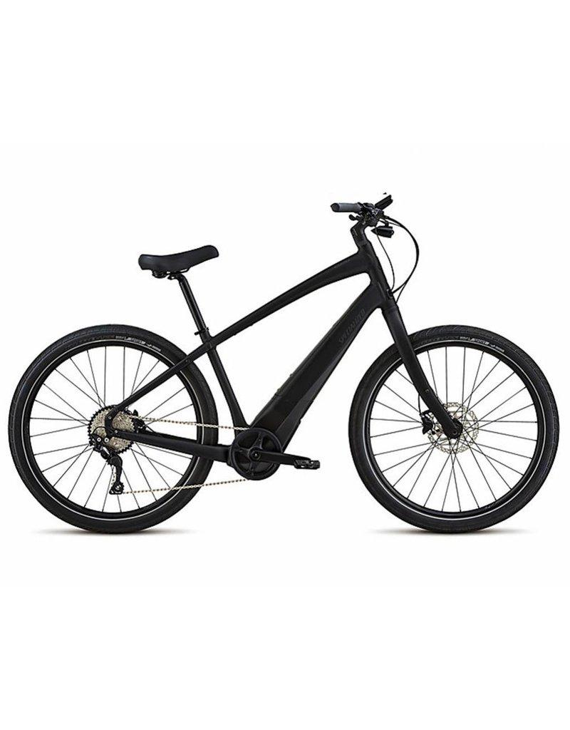 Specialized 2019 Specialized COMO 3.0 650B Electric Comfort Hybrid Bike