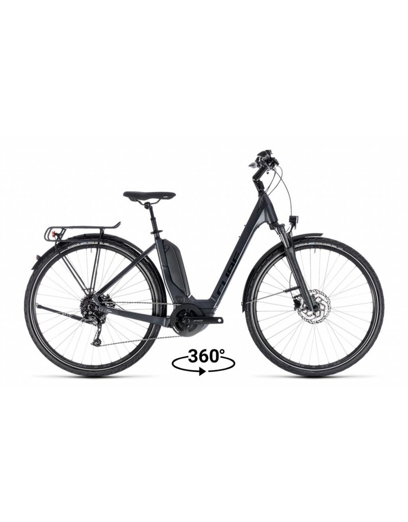 Cube 2018 Cube Touring Hybrid ONE 500 Electric Hybrid Bike *ON SALE*