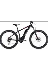 Cube 2018 Cube Access Hybrid Pro 500 Electric Women's HT MTB Bike Black n Berry 14 *ON SALE*