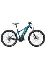 Giant 2018 Liv Vall-E+3 Dark Turquoise Blue MD Women's Electric Mountain Bike *ON SALE*