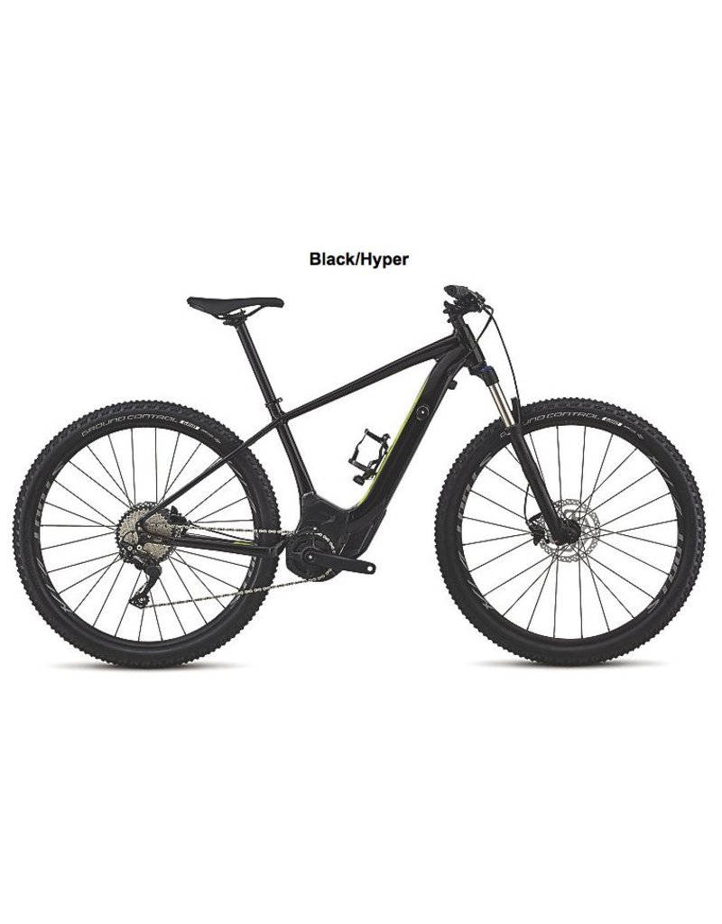 Specialized 2018 Specialized Turbo Levo Electric HT MTB Bike Black/Hyper LRG *ON SALE*