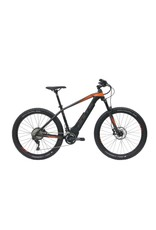Bulls 2018 Bulls E-Stream EVO 3 27.5 Black/Orange 46cm Electric HT MTB Bike