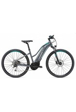 2018 Liv Amiti E +2 Silver/Turquoise XS Electric Mtb Hybrid Bike *ON SALE*