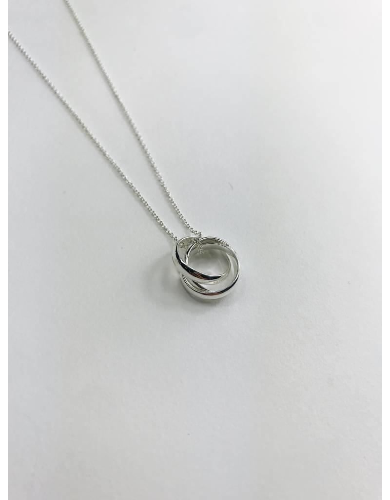 Jenifer - Silver Plated Necklace