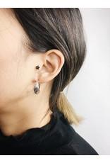 Jenifer - Boucles d'oreilles plaqué argent