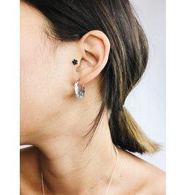 Marley -  Silver Plated Earrings