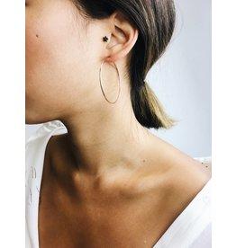 Sanne - Rose Gold plated Earrings