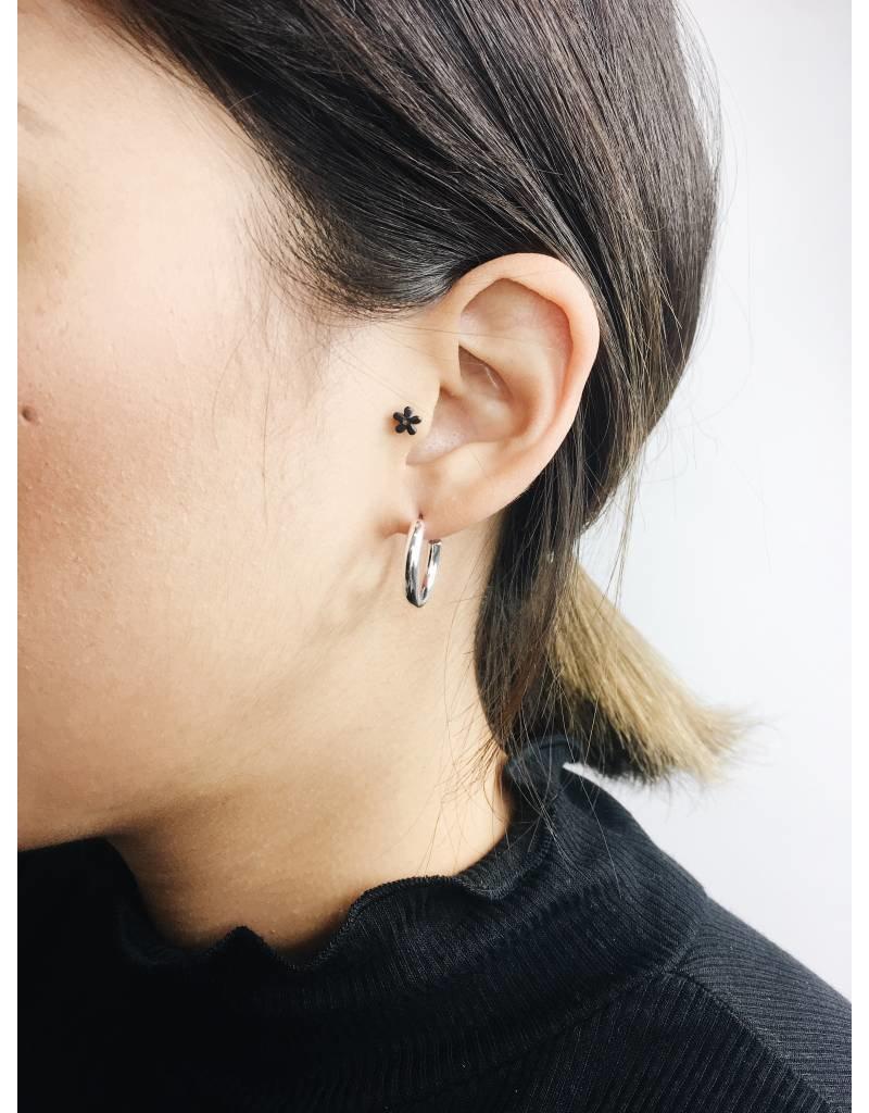 Dolag - Silver Plated Earrings