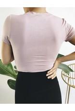 Basic T-shirt Bodysuit
