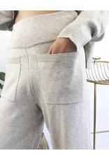 Knit Culotte Pants