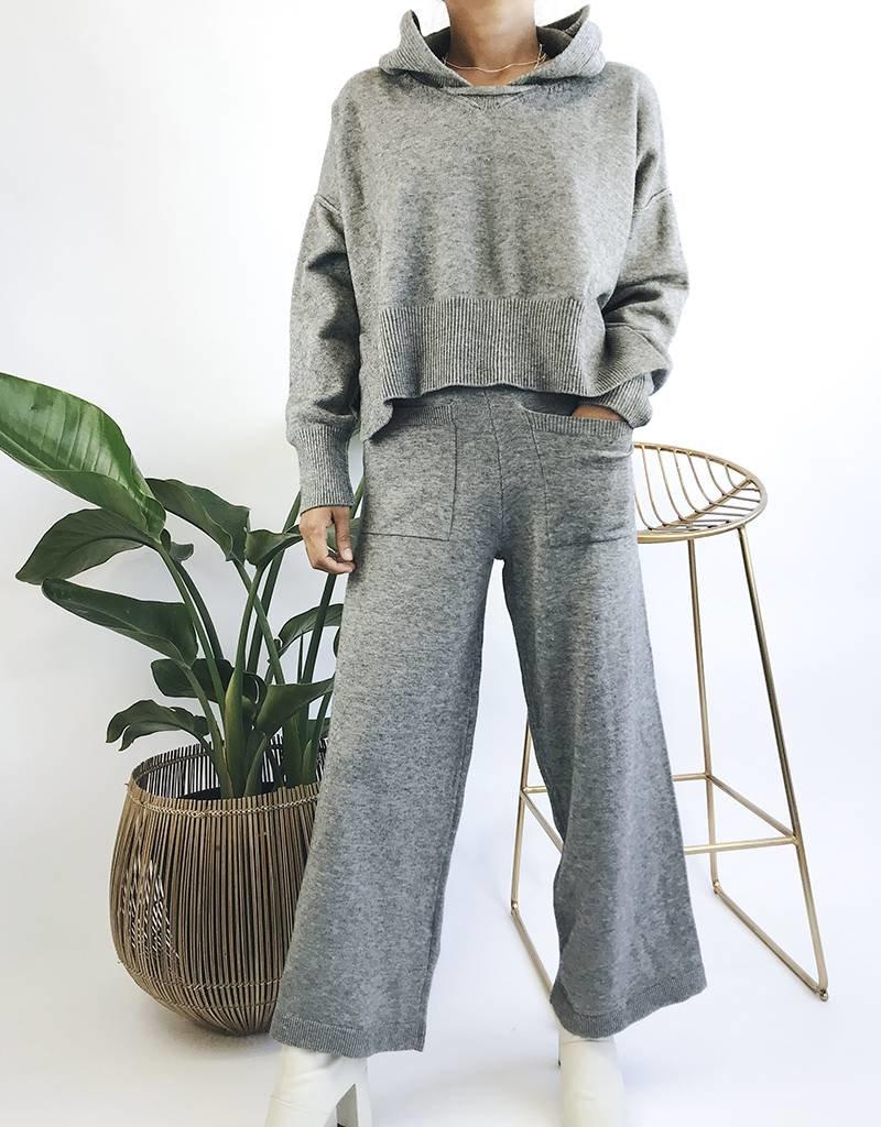Pantacourt en tricot