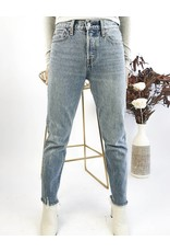 LEVI'S - Jeans taille haute jambe droite