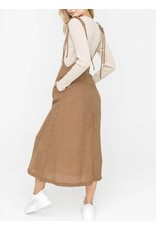 Robe avec bretelles adjustables