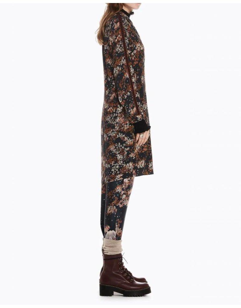 Shirt Dress With Ladder Detail