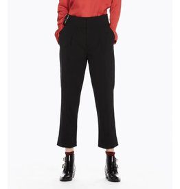 Tailored Pants With Western Buckle Detail