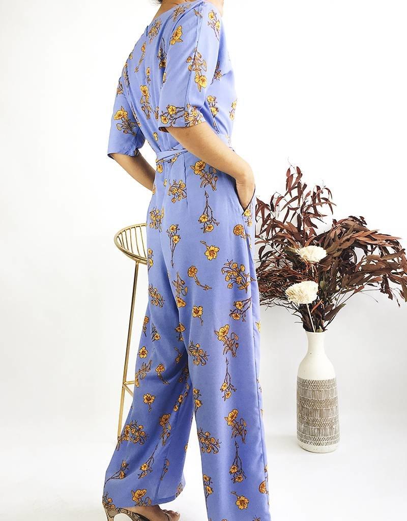 a934141ea50d Floral Print Jumpsuit Floral Print Jumpsuit ...