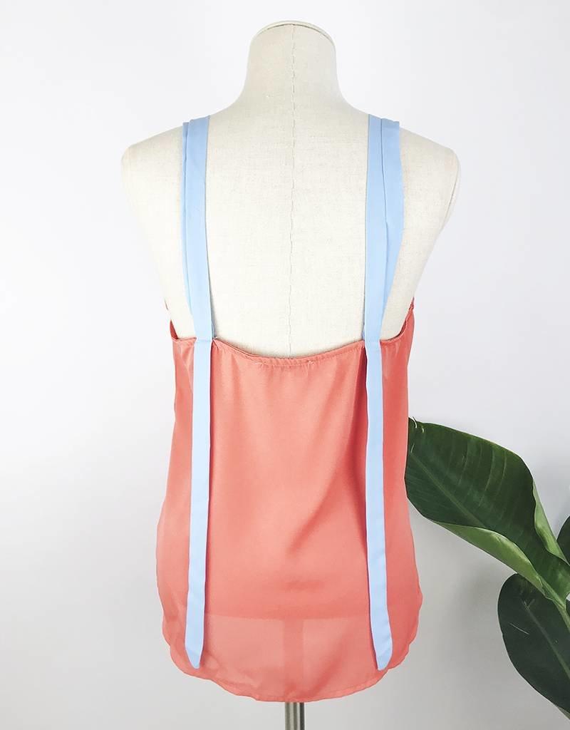 Ribbon Strap Camisole