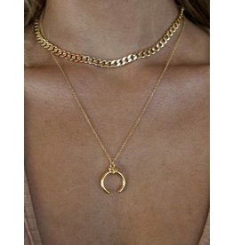 Bianca - Gold Plated Necklace