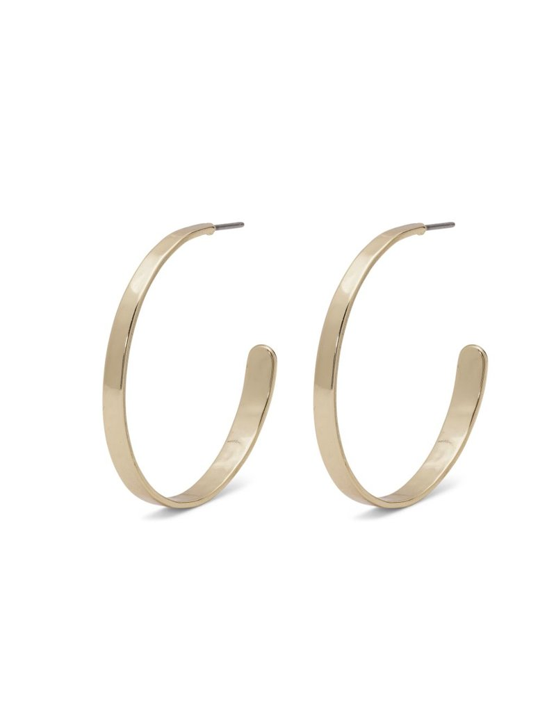 Emma - Gold Plated Earrings