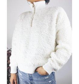 Ultra-Soft Plush Sweater