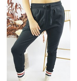 Pantalon de jogging confortable - Noir