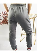Pantalon de jogging confortable - Gris