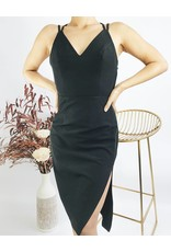 Bodycon Dress with Adjustable Straps