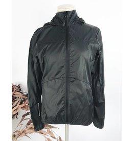 Manteau de pluie à capuche