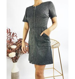 Stretch Fitted Short Dress
