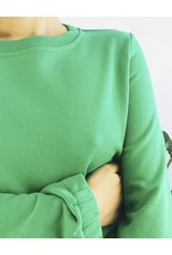 Sweatshirt with Tie Back Detail