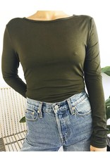 Ultra Soft Classic Long Sleeves Top