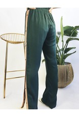 Atheletic Pants with Snap Buttons