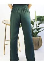 Pantalon de sport avec boutons à pression