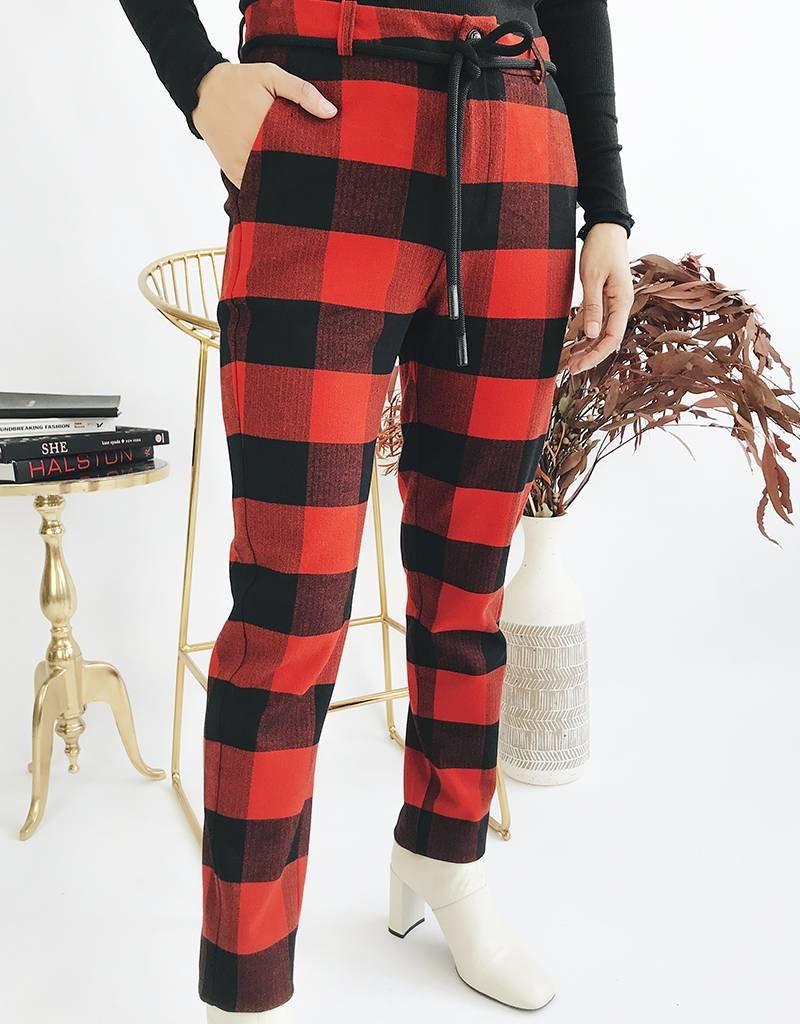 Lumberjack Check Trousers