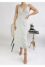 Carmela Dress - White