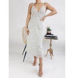 Robe Carmela - Blanc