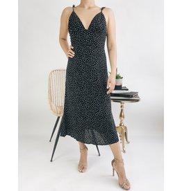 Carmela Dress - Black