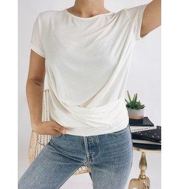 T-Shirt Emma - Ivoire