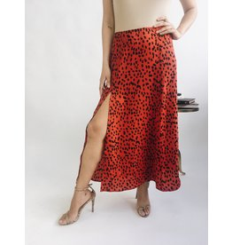 Savannah Skirt - Red