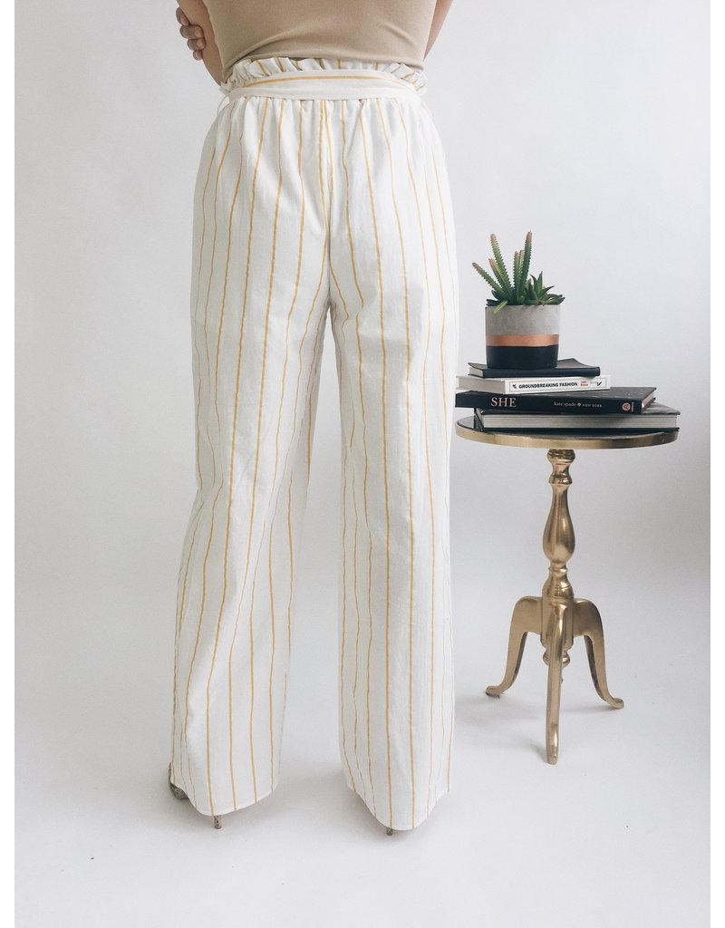 Willow Pants - Yellow