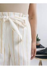 Pantalon Willow - Jaune