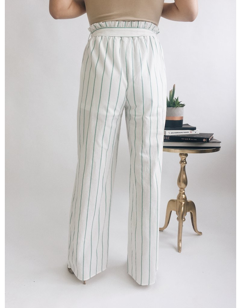 Pantalon Willow - Jade