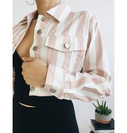 Casey Cropped Jacket